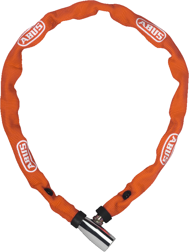 Chain Lock 1500/110 web orange