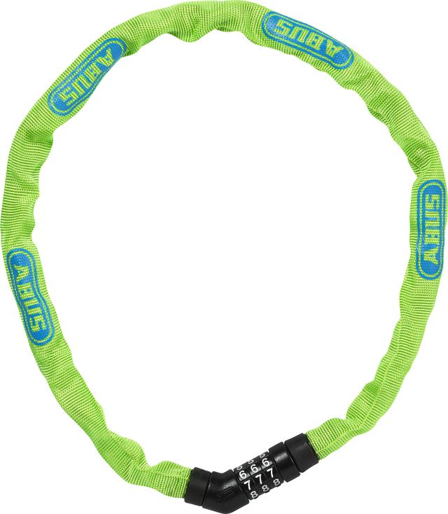 Chaîne-antivol 4804C/75 citron vert