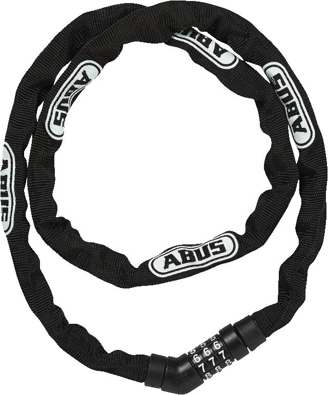 Chain Lock 4804C/110 black