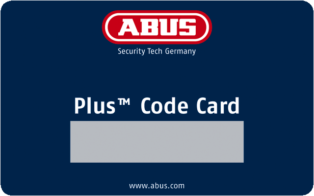 Code Card Plus