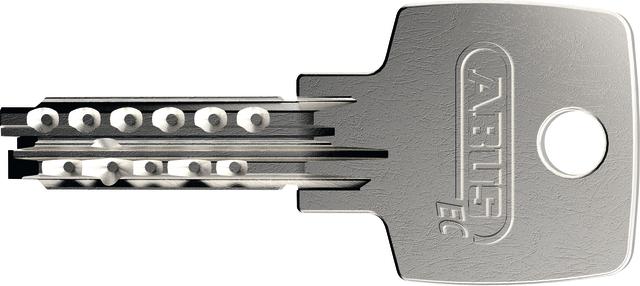 Reversible key
