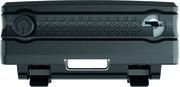 Alarmbox 2.0 schwarz + Stahlkette ACH 6KS/100