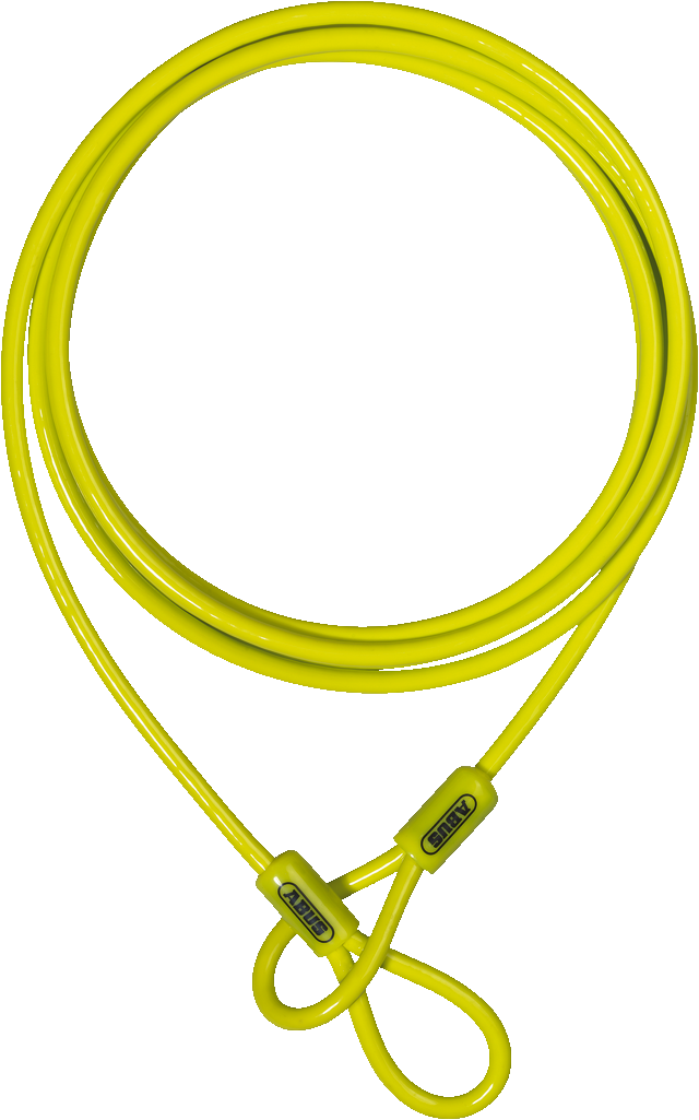 Steel cable Cobra 10/200 lime