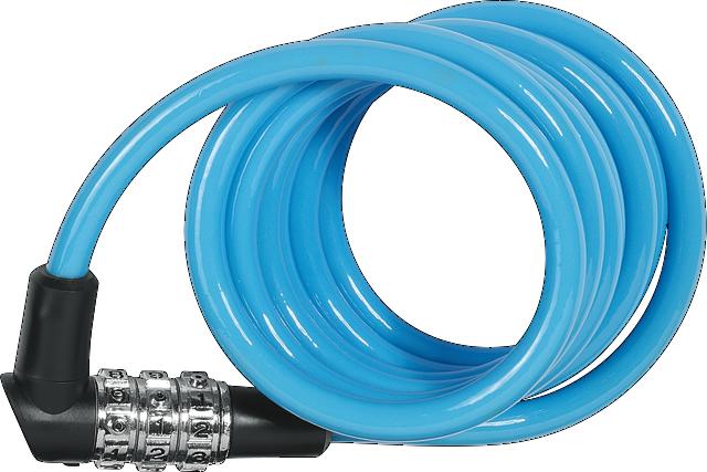 Spiralkabelschloss 3506C/120 Color