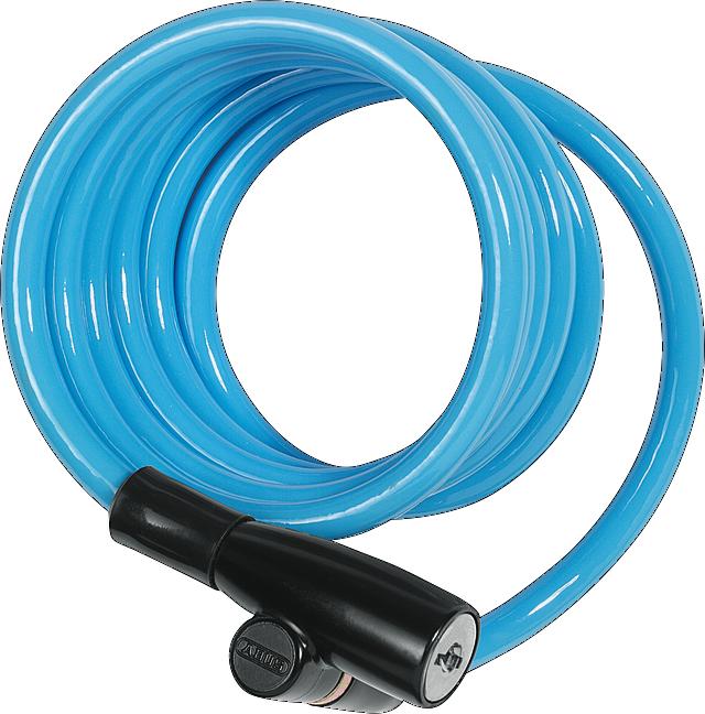 Spiralkabelschloss 3506K/120 Color