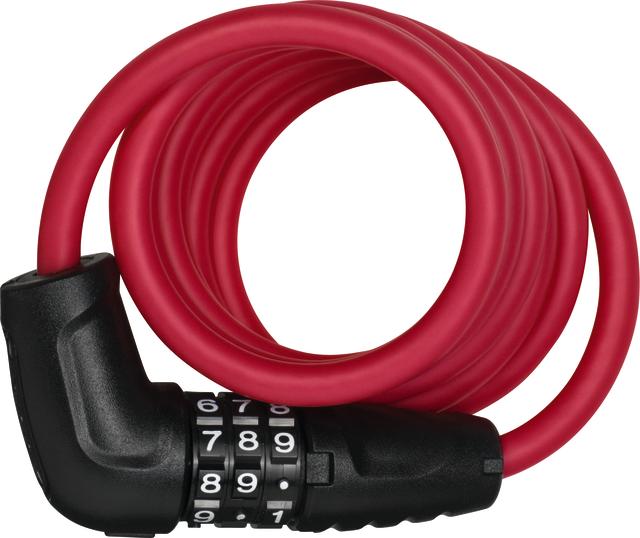 Câble-antivol Spiral Star 4508C/150 red