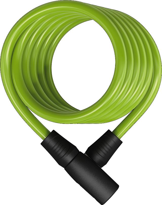 Câble-antivol Spiral Star 4508K/150 green