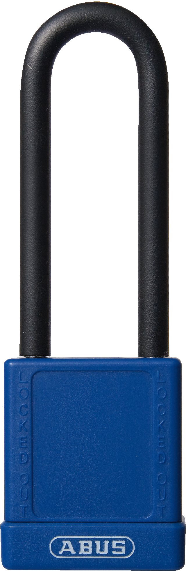 Vorhangschloss Aluminium 74/40HB75 blau