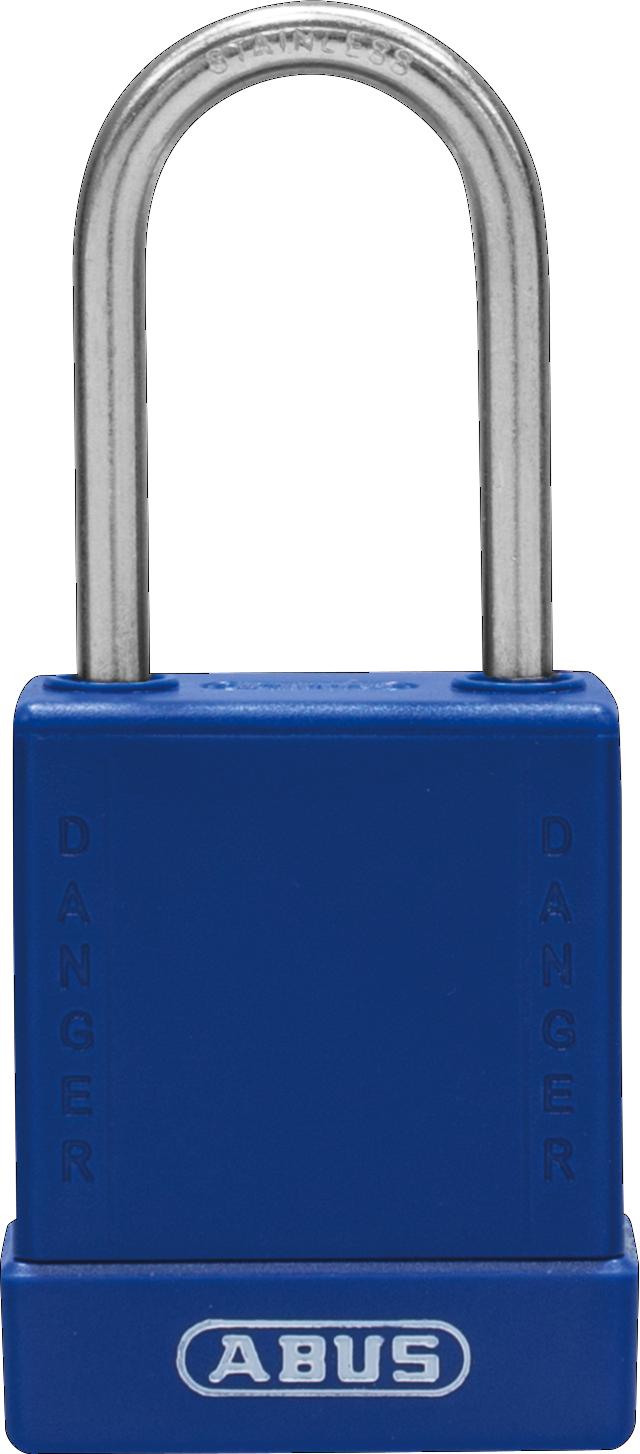 Vorhangschloss 76IB/40 blau