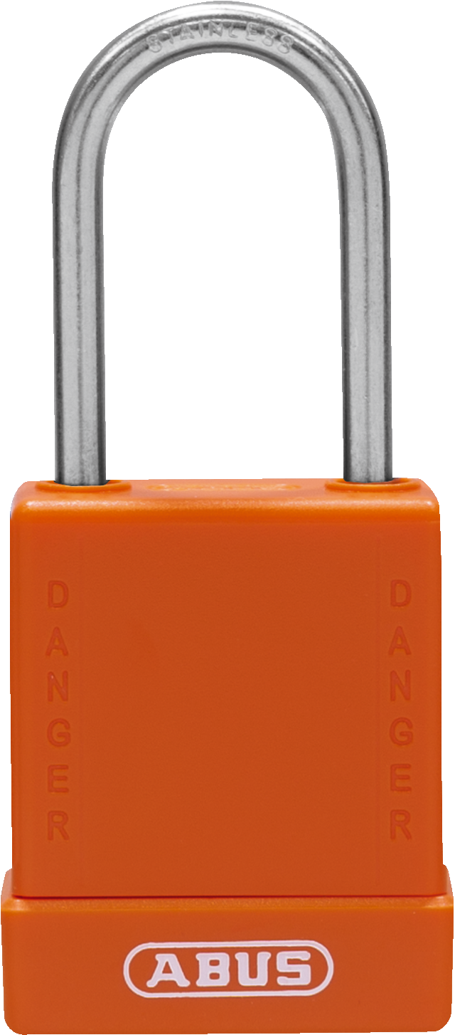 Vorhangschloss 76IB/40 orange