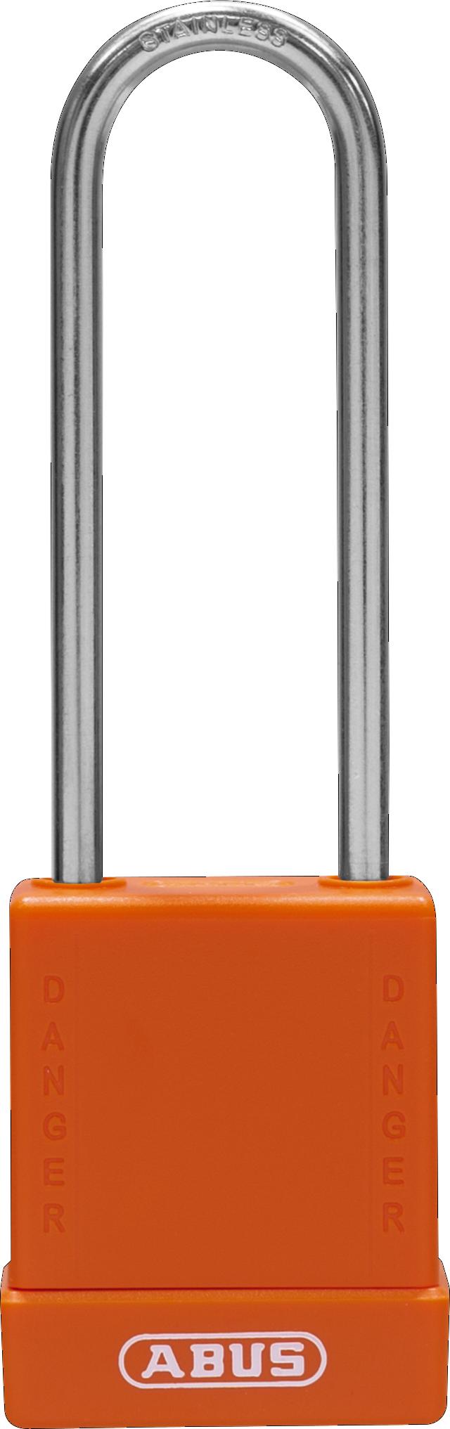 Vorhangschloss 76IB/40HB75 orange