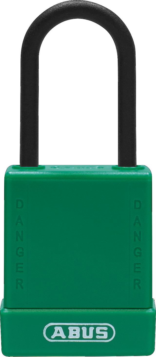 Vorhangschloss 76PS/40 grün