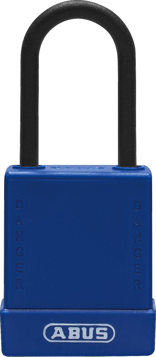 Vorhangschloss 76PS/40 blau