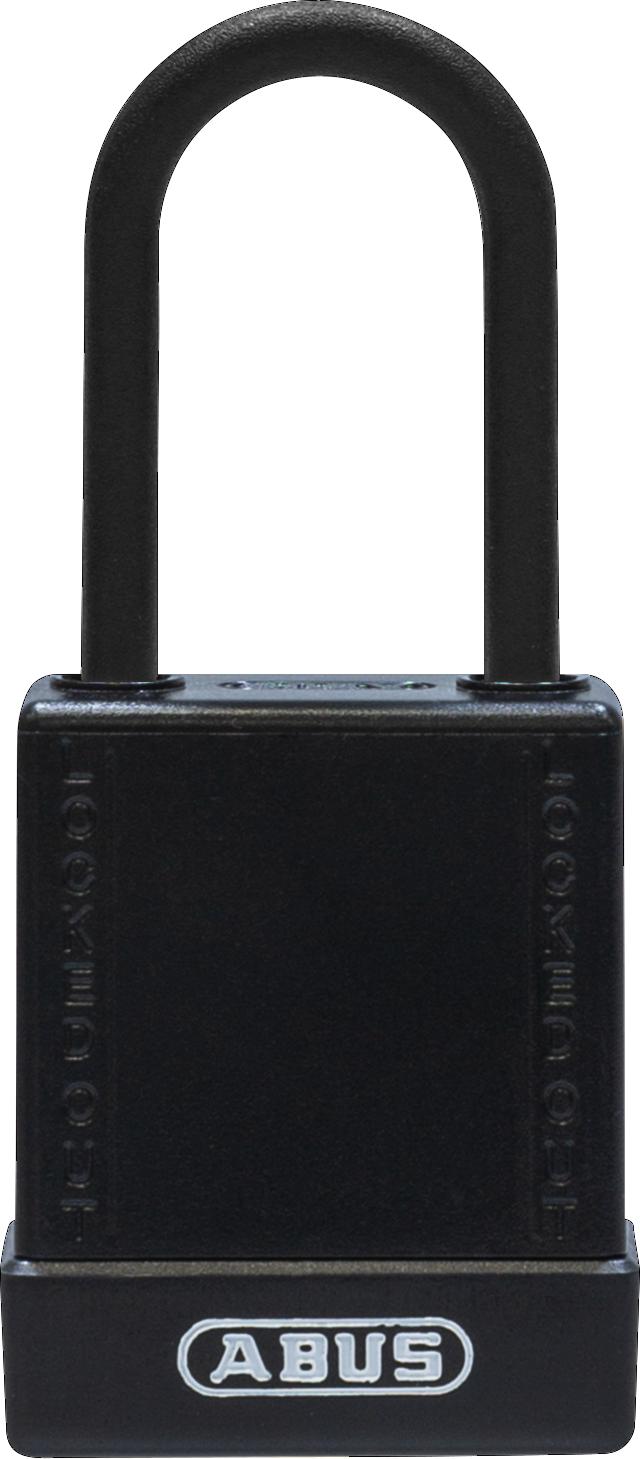 Vorhangschloss 76PS/40 schwarz
