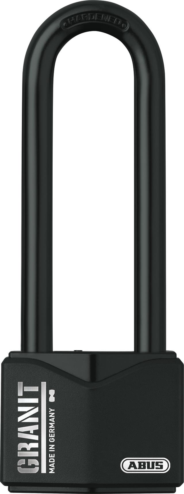 Vorhangschloss 37/55HB100 gl. #SZP Profil