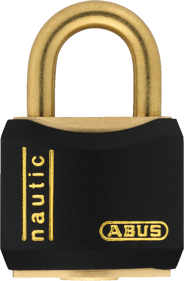 Hänglås mässing T84MB/20 Lock-Tag