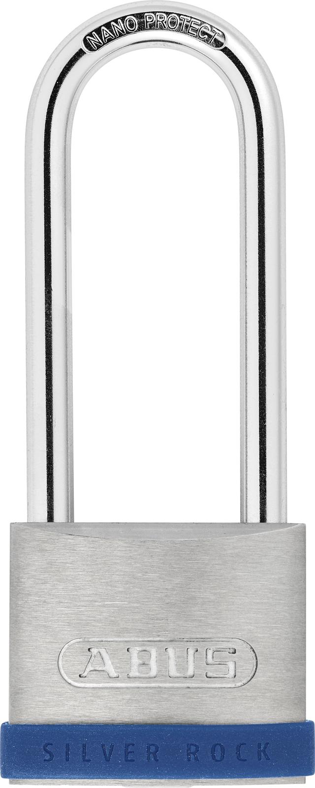 Vorhangschloss 5/50HB80 gl.-6504