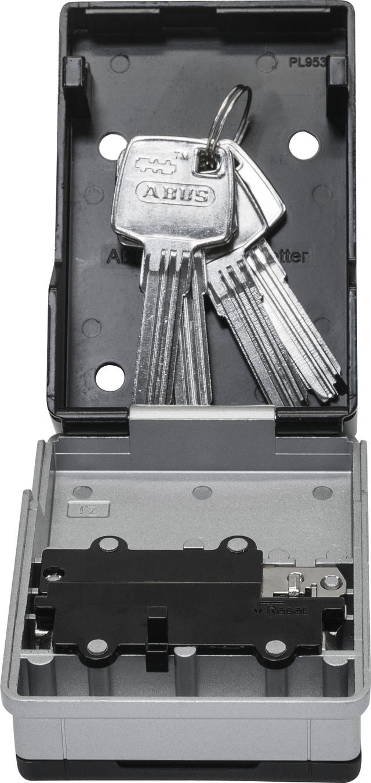 Mini KeyGarage™ 727 geöffnet mit Schlüssel