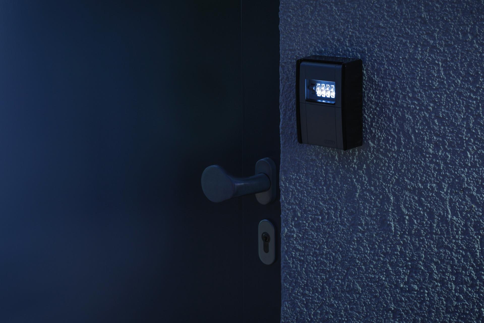 Anwendungsbeispiel - KeyGarage™ 787 LED