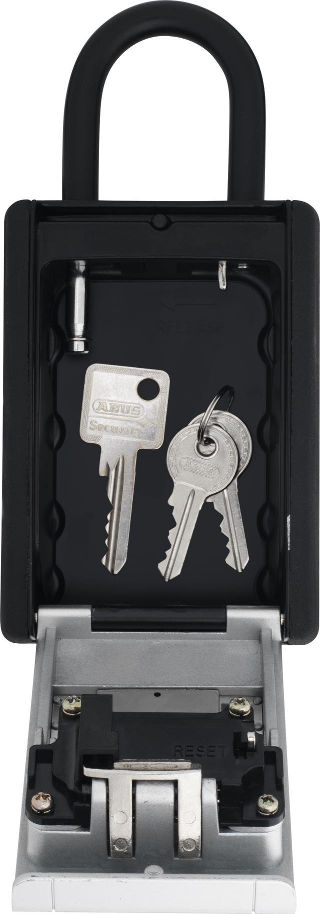 KeyGarage 797 offen mit Schlüsseln