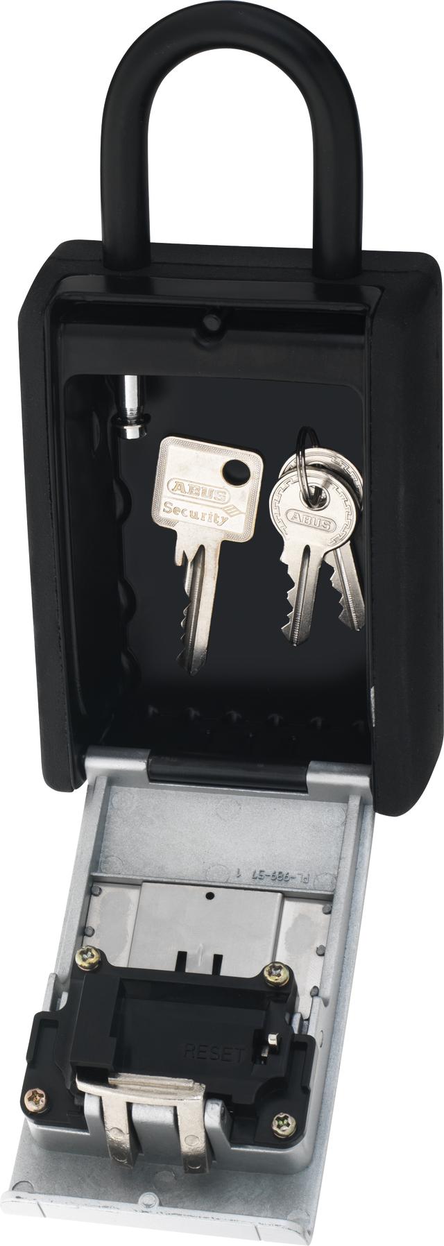KeyGarage 797 LED geöffnet mit Schlüssel