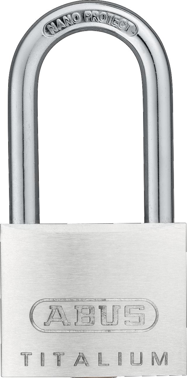 Vorhangschloss 64TI/40HB40 Lock-Tag