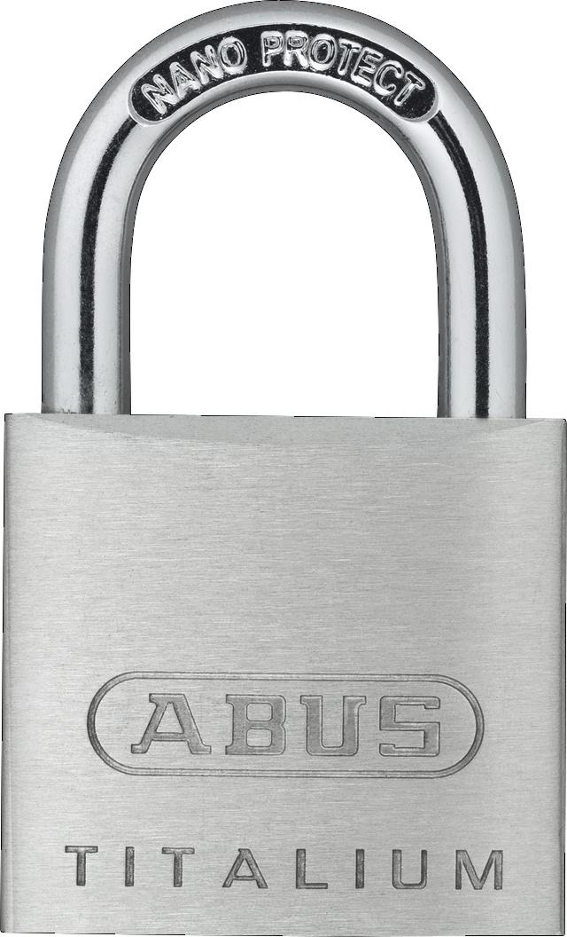 Vorhangschloss 64TI/30 Lock-Tag