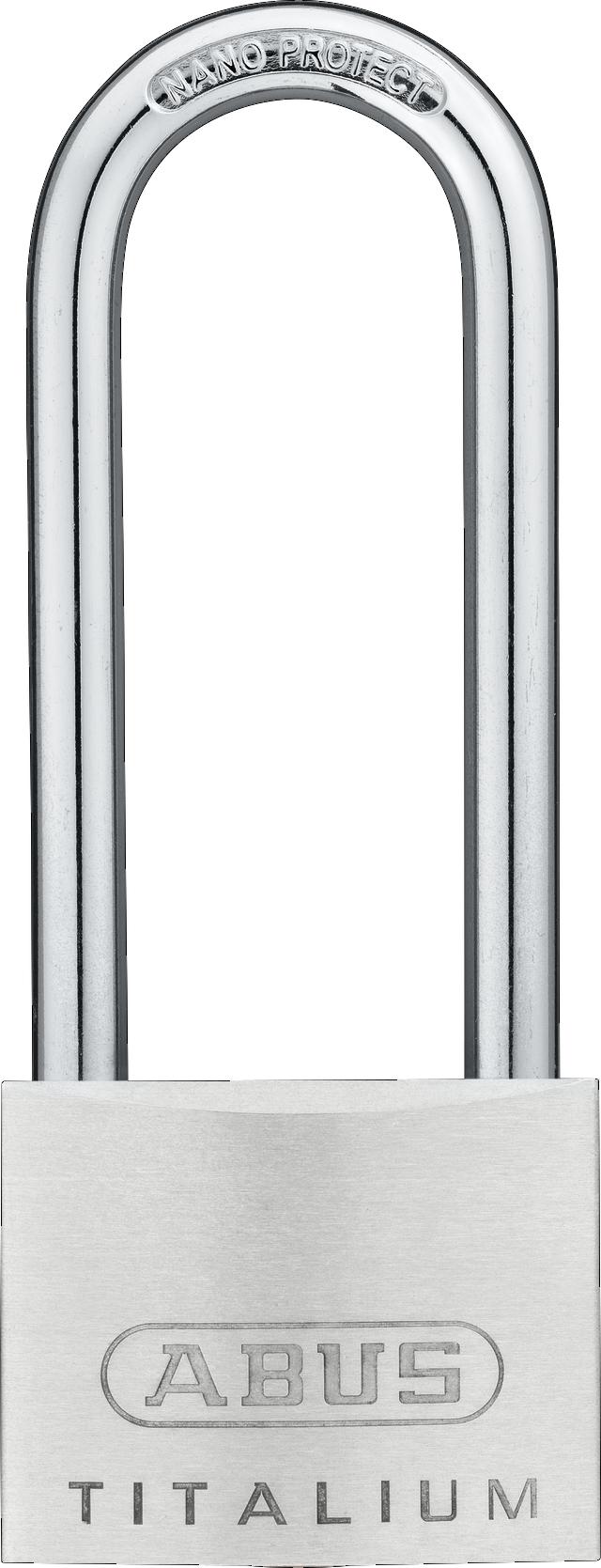 Vorhangschloss 64TI/50HB80 Lock-Tag