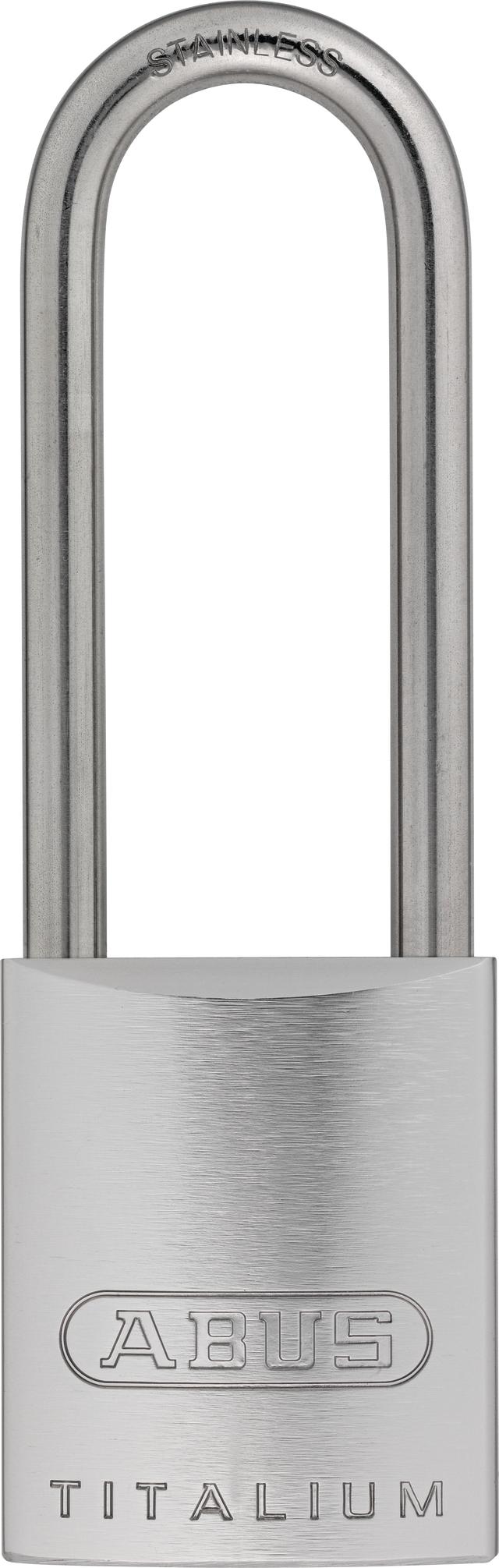 Vorhangschloss 86TIIB/45HB80 ohne Zylinder