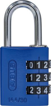 144/30 blau Lock-Tag