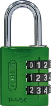 144/30 grün Lock-Tag