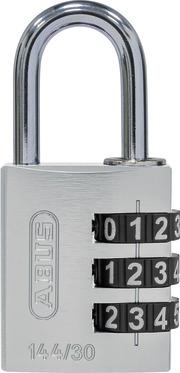 144/30 silber Lock-Tag