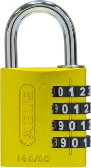 144/40 gelb Lock-Tag