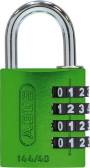 144/40 grün Lock-Tag