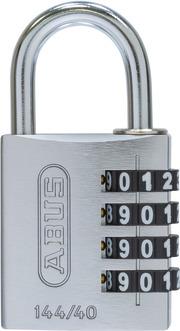 144/40 silber Lock-Tag