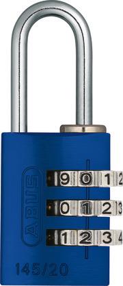 145/20 blau Lock-Tag