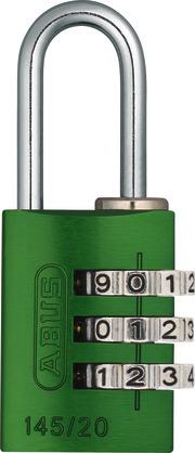 145/20 grün Lock-Tag