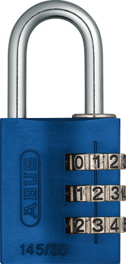 145/30 blau Lock-Tag
