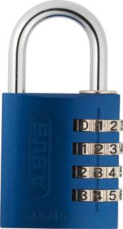 145/40 blau Lock-Tag