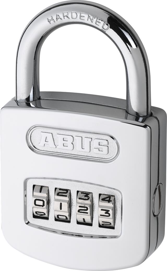 Combination lock 160/50HB50 B/SB