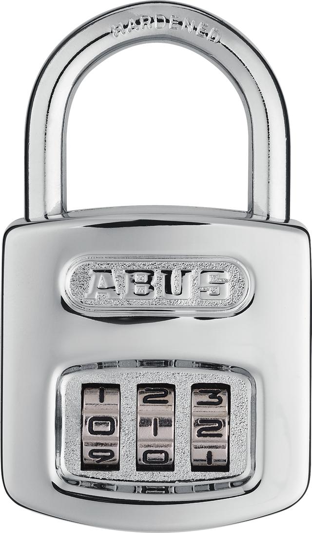 Combination lock 160/40 B/DFNLI