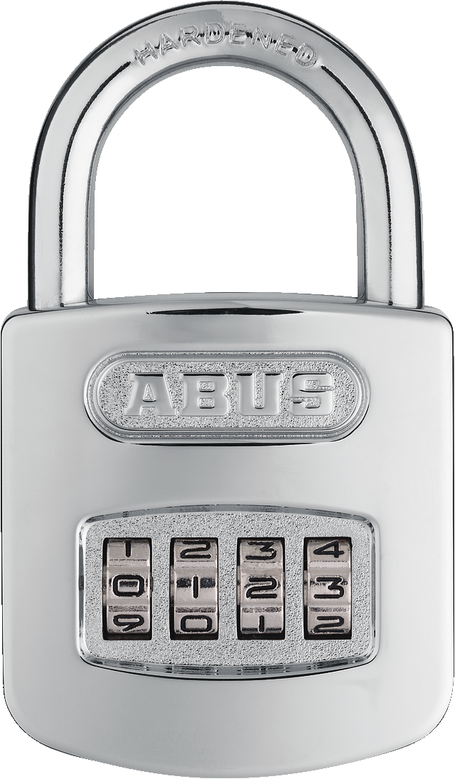 Combination lock 160/40 B/DFNLI