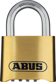 180IB/50 B/SDKNFIN Combination Padlock