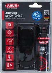 Abwehrspray SDS80 inkl. Tasche TwinPack