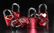Love Lock – das Premium-Liebesschloss von ABUS