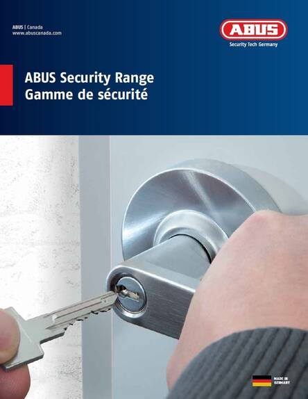 brand abus security system.