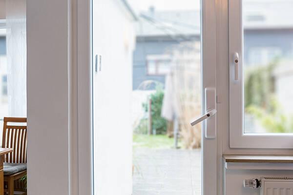 Super HomeTec Pro: Terrassentüren von außen abschließen XP25