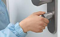 Elektronische Schließsysteme - © ABUS