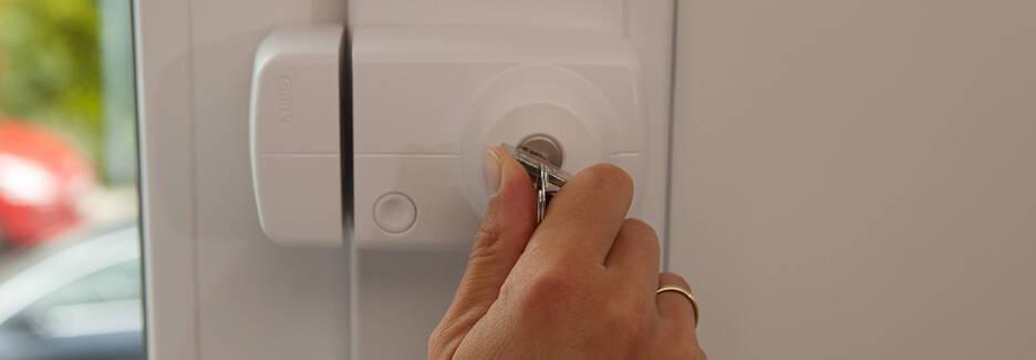 abus key safe instructions