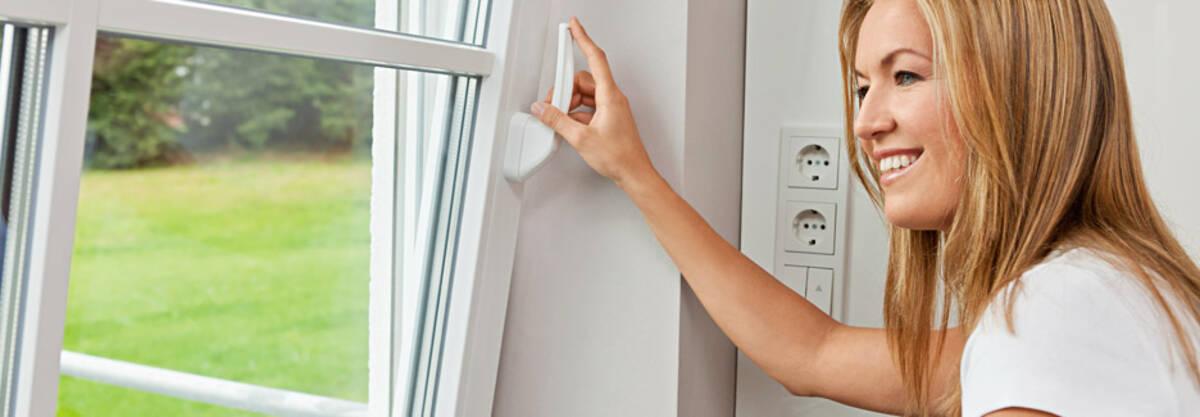 Prevenir robos por las ventanas